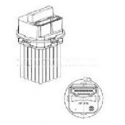 Element de Commande Resistance de Chauffage Climatisation - Citroen C3 C4 C5 C6 Ds3 BF-817019