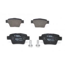 4x Plaquettes de Frein Arriere - Citroen C4 Peugeot 207 307 308 BOSCH 0986494605