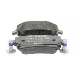 4x Plaquettes de Frein Arriere - Audi Seat Skoda Vw Bosch 0986494053