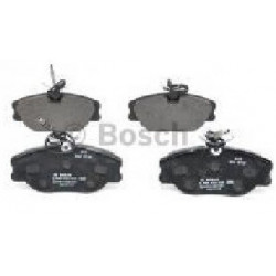 4x Plaquettes de Frein Avant - Citroen Evasion Jumpy Fiat Scudo Ulysse Lancia Zeta Peugeot 806 Expert Bosch 0986424033