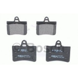 4x Plaquettes de Frein Arriere - Citroen C5 Bosch 0986424580