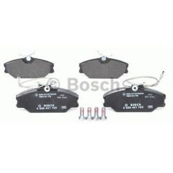 4x Plaquettes de Frein Avant - Renault Laguna Megane Safrane Bosch 0986461765