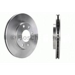 2x Disques de Frein Avant - Citroen Ax Saxo Xsara Zx Peugeot 106 205 206 306 309 Bosch 0986478370