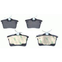 4x Plaquettes de Frein Arriere - Citroen Berlingo Peugeot 308 Partner Bosch 0986494304