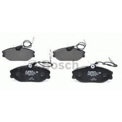4x Plaquettes de Frein Avant - Citroen Xsara Zx Peugeot 306 406 607 Bosch 0986424223