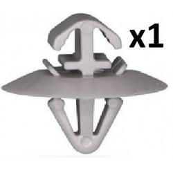 1x Clip Panneau de Porte - Iveco Daily Opel Movano Renault Kangoo Master Trafic VCF1740