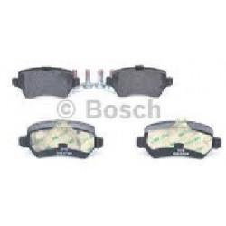 4x Plaquettes de Frein - Opel Astra G H Meriva Zafira A Bosch 0986424646