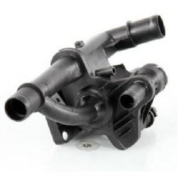 Boitier d Eau Thermostat - Citroen C2 C3 C4 C5 Picasso 1007 206 307 407 1.4 1.6Hdi Focus Cmax Mondeo Fiesta TDci 03776