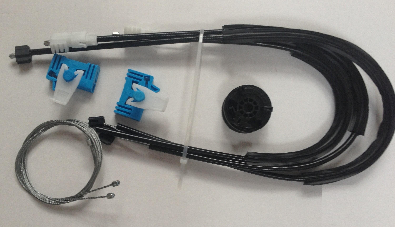Pour Renault Vel Satis Electr avant Droit Kit de Réparation Lève-vitres Câble