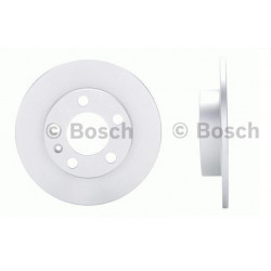 2x Disques de Frein Arriere - Audi Seat Skoda Vw Bosch 0986478868