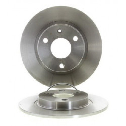 2x Disques de Frein Avant - Citroen Ax Saxo Peugeot 106 104545269