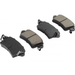 4x Plaquettes de Frein Arriere - Nissan Interstar Opel Movano Renault Master 2 05P791