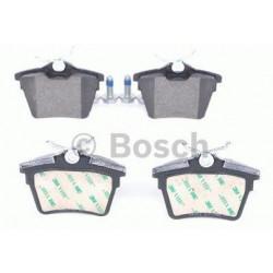 4x Plaquettes de Frein Arriere - Citroen C5 Peugeot 407 Bosch 0986494043