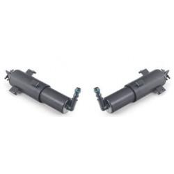 2x Gicleurs de lave Phare Avant - Bmw X6 E71 EDSBM007 + EDSBM008