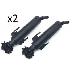 2x Gicleurs de Lave Phare Avant - Bmw X1 E84 EDSBM011 *2