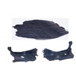 Cache de Protection Sous Moteur Complet - Vw Golf 4 New Beetle Seat Leon Toledo Audi A3 Diesel Tdi 150301PL