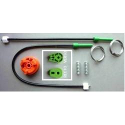 Kit Reparation Leve Vitre Arrière Droit - Citroen C3 pluriel vwr592