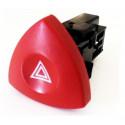 Bouton de warning pour Renault Laguna 2 Trafic 2 Espace 4 Vel Satis BF-BWR