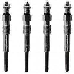 4x Bougies de Prechauffe - Ax Saxo Xsara Jumpy Berlingo Scudo Partner 106 206 306 Expert 1.5D 1.9D BF-823002 *4
