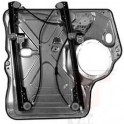 Mecanisme Leve Vitre Electrique Droit - Vw Tranporteur T5 BF-114030