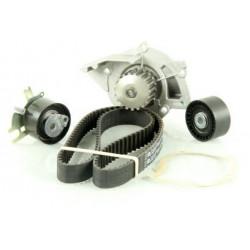 Kit Distribution+Pompe a Eau - Citroen C4 C5 C8 Peugeot 406 807 607 2.0 16v Ford TDci KD459.54+c127