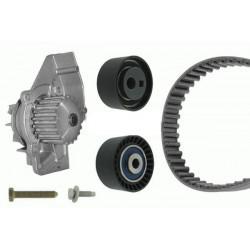Kit Distribution+Pompe a Eau - Citroen C8 Jumpy Fiat Ulysse Sduco Peugeot 807 Expert Phedra Vitara 2.0 HDI JTD 16v KD459.33+c120