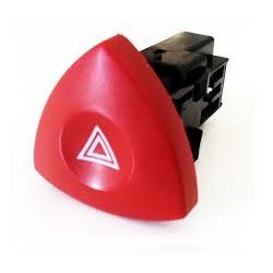 Bouton de warning ( feux de danger ) Opel : Movano , Vivaro Renault : Espace 4 , Laguna 2 , Master , Trafic , Vel satis