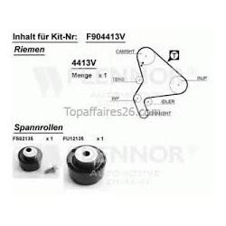 Kit distribution : Citroen , Fiat , Lancia , Peugeot , Suzuki ( moteur 2.0 HDI )