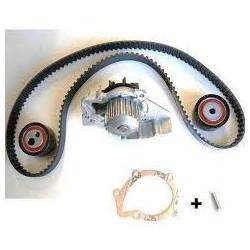 Kit distribution + pompe à eau : Citroen , Fiat , Lancia , Peugeot ( moteur 2.0HDI 90ch )