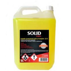 Liquide de refroidissement jaune -25°C