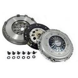 Kit d'embrayage + Volant moteur rigide Opel : Astra H , Combo , Corsa C , Meriva A ( 1.7 CDTI )