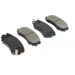 4x Plaquettes de Frein Avant - Hyundai Accent 3 i20 Kia Rio 2