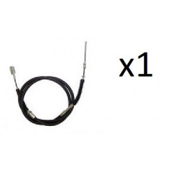 Cable de Frein a Main Arriere Droit - Audi A4 Seat Exeo 320401 FIRST Freinage