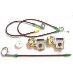 Kit Reparation Leve Vitre Electrique - Peugeot 607 avant gauche vwr382