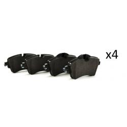 4x Plaquettes de Frein Avant - Bmw Serie 2 Mini Cooper S Clubman 503 020