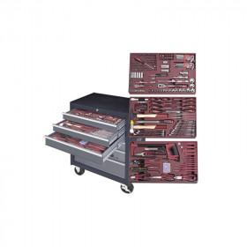 Servante 6 Tiroirs Verrouillables - 336 outils 1096