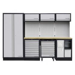 Mobilier d'Atelier Modulaire - 4 éléments MOBILIO