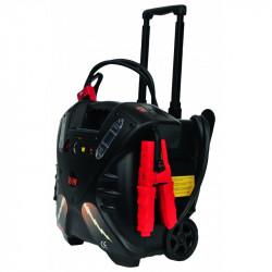 Booster de Démarrage Professionnel Avec Trolley - 12-24 V 1900 CA/5000A