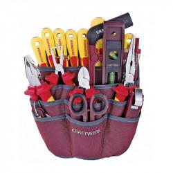 Trousse d'Outillage d'Electricien - 20 outils 3996ET