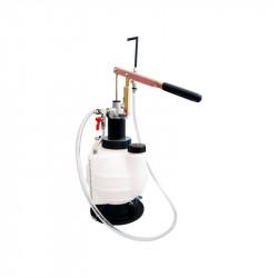 Appareil de remplissage d'huile avec clapet anti-retour 30653
