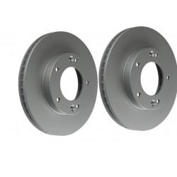 2x Disques de Frein Avant - Kia Sorento 1 J3300315