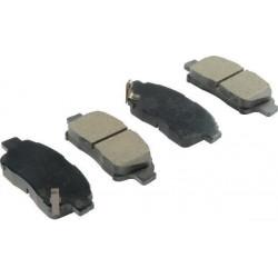 4x Plaquettes de Frein Avant - Toyota Yaris J3602086