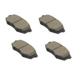 4x Plaquettes de Frein Avant - Hyundai ix20 J3600539