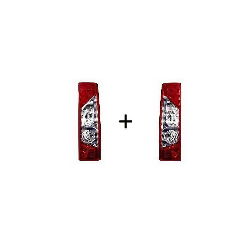 Feux Arriere - Citroen Jumpy Fiat Scudo Peugeot Expert 239787E+239788E