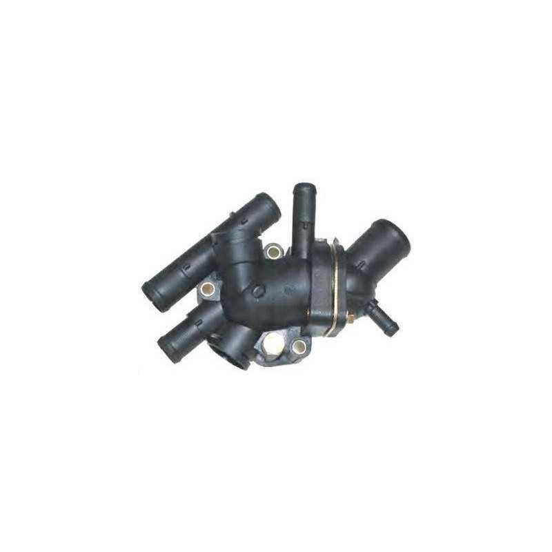 Thermosthat inclus Boitier d eau+thermostat Renault 1.9D Dti Dci