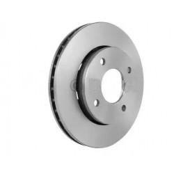 2x disques de frein - MITSUBISHI colt SMART forfour 0986479187