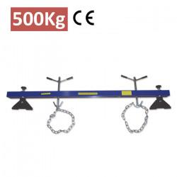 TRAVERSE SUPPORT MOTEUR 500KG