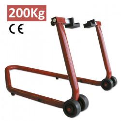 BEQUILLE MOTO AVANT - 200kg 52514