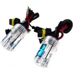 Lot 2 Ampoules Xenon H7 55w, 6000k / Blanc