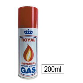CARTOUCHE DE GAZ 200 ML 51986